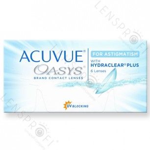 ACUVUE OASYS (1x6) for Astigmatism